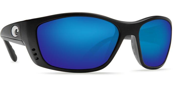 Costa Costa Fisch Black/Blue Mirror 580P
