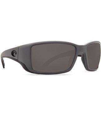 Costa Blackfin Matte Gray/Gray 580G