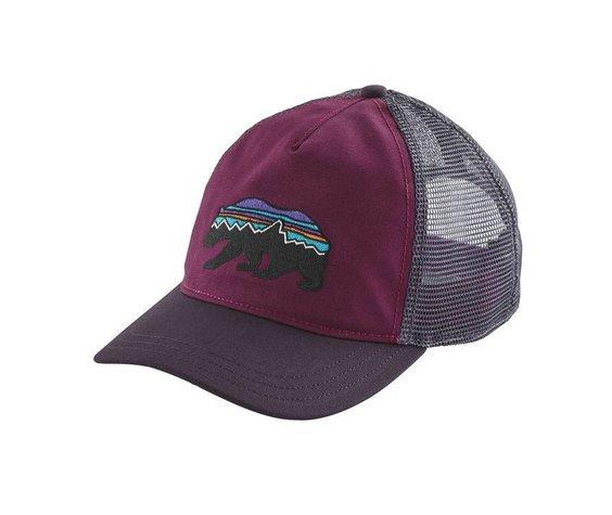Patagonia Patagonia Womens Fitz Roy Bear Layback Trucker Hat