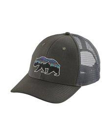Patagonia Mens Fitz Roy Bear Trucker Hat