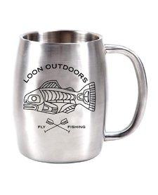 Loon Stoic Insulated Barrel Mug