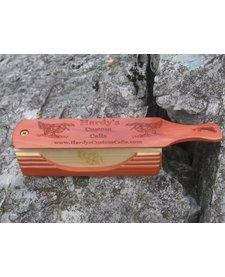 Hardy's Cedar/Poplar Box Call