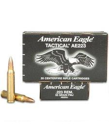 American Eagle 223 Rem 55gr FMJ
