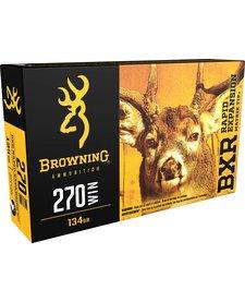 Browning 270 Win BXR 134gr