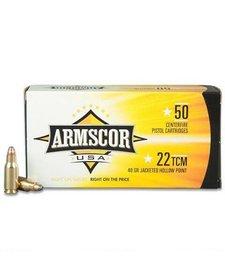 Armscor 22 TCM 40gr JHP
