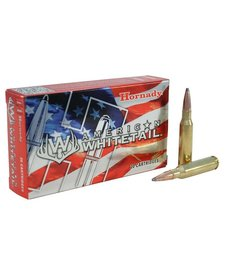 Hornady American Whitetail 243 Win 100gr
