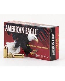 American Eagle 40 S&W 165gr FMJ