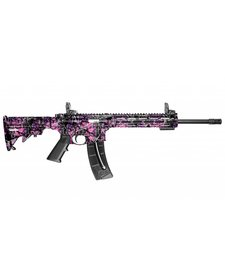 Smith & Wesson M&P15-22 Sport 22LR Muddy Girl