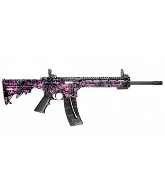 Smith & Wesson Smith & Wesson M&P15-22 Sport 22LR Muddy Girl