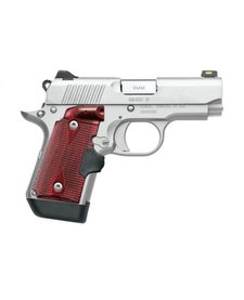 Kimber Micro 9 Stainless Rosewood (LG) 9mm