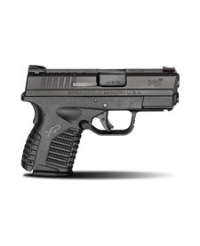 """Springfield XDS Essential 9mm Black 3.3"""""""