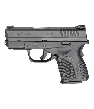 Springfield Armory Springfield XDS Essential 40S&W Black 3.3""