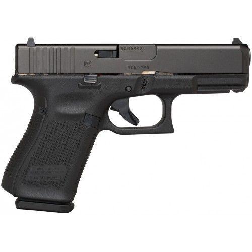 Glock Glock G19 Gen5 9mm Black