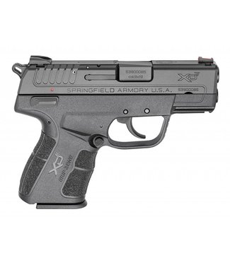 Springfield Armory Springfield XDE 9mm Black 3.3""