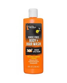 DDW Rinse Free Body & Hair Wash
