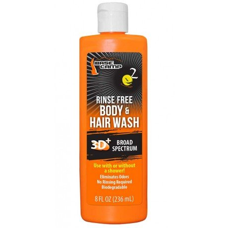 DDW Rinse Free Body & Hair Wash