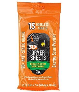 DDW Dryer Sheets 10ct