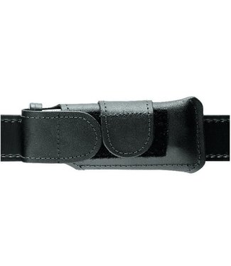 Safariland 123 Horizontal Magazine Holder Single Stacked 9mm Magazines, Plain Black