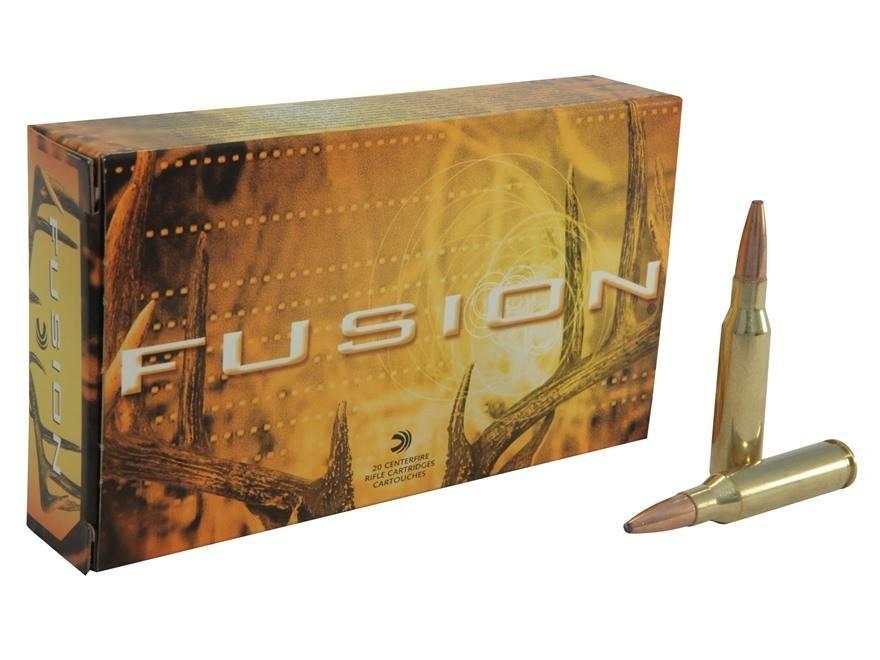 Federal Federal Fusion 7mm-08 Rem 140gr
