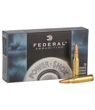 Federal Federal Power-Shok 30-30 Win 170gr SP RN