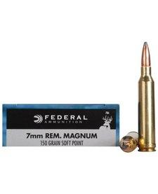 Federal Power-Shok 7mm Rem Mag 150gr SP