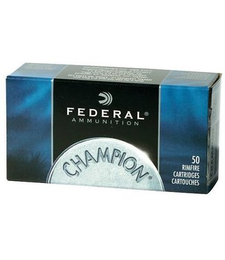 Federal Federal Champion 22LR 40gr Solid