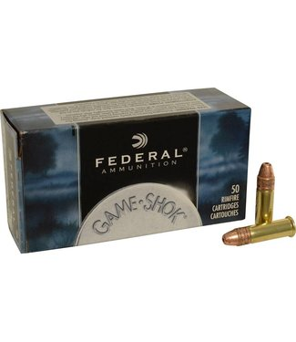 Federal Federal 22LR 31gr Copper-Plated Hollow Point
