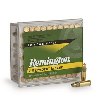 Remington 22LR 40gr Golden Bullet 100rd