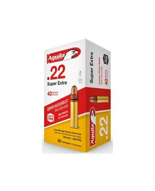 Aguila SuperExtra 22LR 40gr CPB