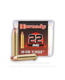 Hornady Varmint Express 22 Mag 30gr V-Max