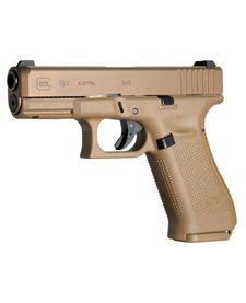Glock G19X 9mm Coyote