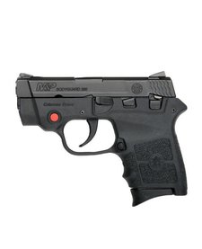 Smith & Wesson M&P Bodyguard 380acp Red CT Laser
