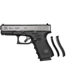 Glock G19 Gen4 9mm Black