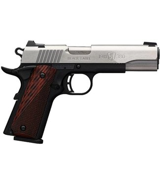 Browning Browning 1911-380 Medallion SS/NTE 380acp