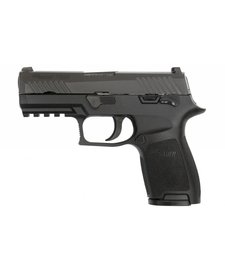 Sig Sauer P320 Compact Nitron 9mm w/ Manual Safety