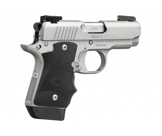 Kimber Micro 9 Stainless Dn 9mm: McFly Outdoors