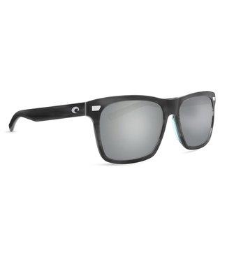 Costa Costa Aransas Matte Black/Silver Mirror 580G