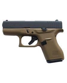 Glock G42 380acp FDE Frame