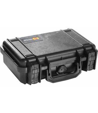 Pelican 1170 Single Pistol Case (Black)