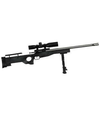 Keystone Arms Crickett Gen 2 C.P.R Crickett Precision Rifle Package Black/Stainless 22 LR