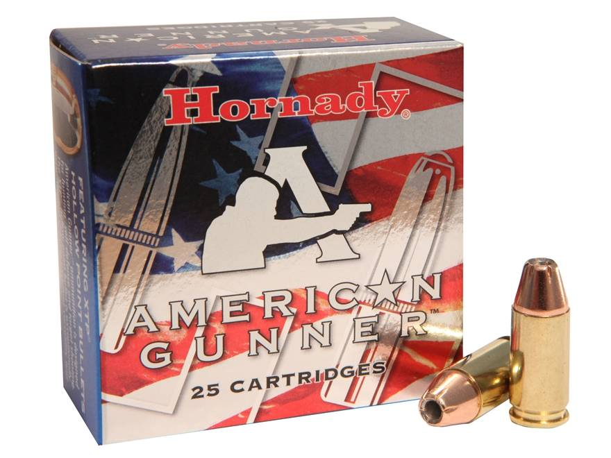 Hornady Hornady American Gunner 9mm 124gr XTP