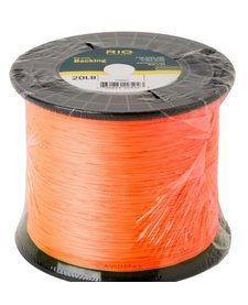 Rio Flyline Backing 2400yd Orange