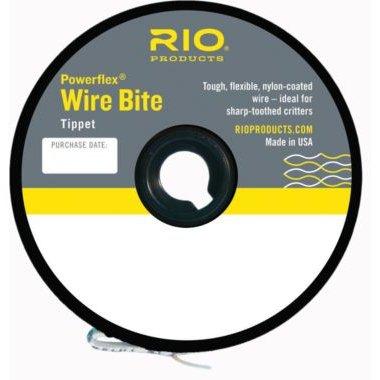 Rio Rio Powerflex Wire Bite Tippet 40lb15ft.