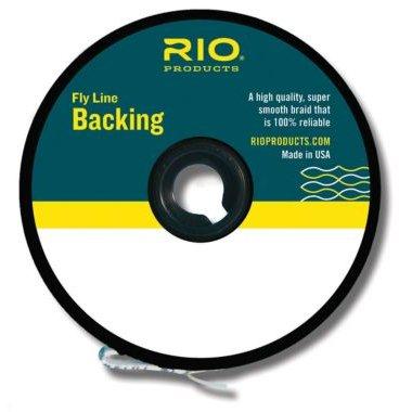 Rio Rio Flyline Backing 20lb 200yd Chartreuse