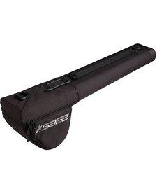 "Sage Ballistic Rod/Reel Case Double 9' 4PC Rod 2X2"""" Black"