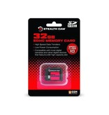 Stealth Cam 32GB SDHC Memory Card Single Pack