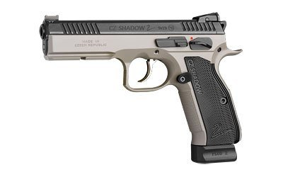CZ Shadow 2 9mm 17rd Urban Grey