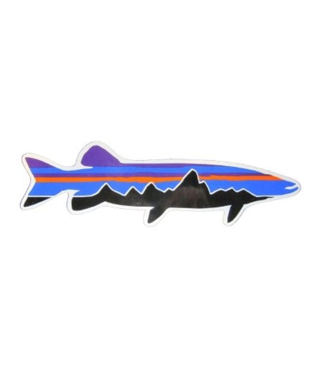 Patagonia Fitz Roy Musky Sticker