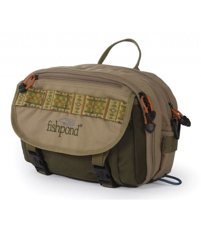 Fishpond Blue River Chest/Lumbar Pack Earth