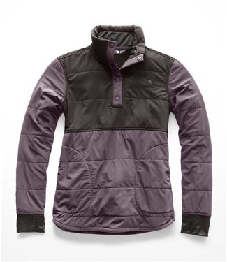 The North Face The North Face Womens Mountain Sweatshirt 1/4 Snap